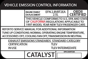 California Legal Catalytic Converter >> Catalytic Converters